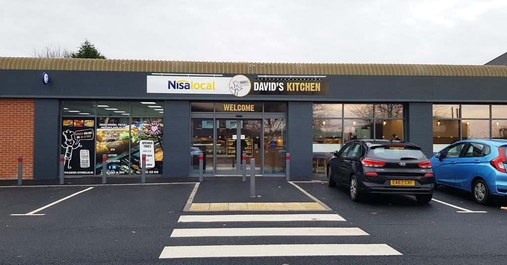David S Kitchen Kirkcaldy Fife Features And Analysis Convenience Store