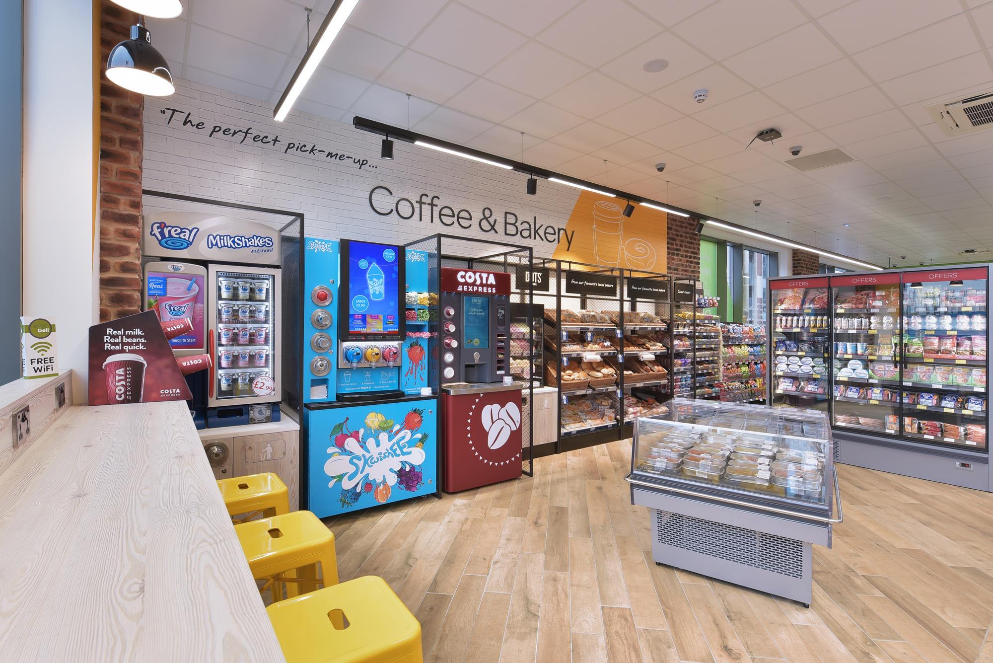 The Modern Convenience Store Features Convenience Store