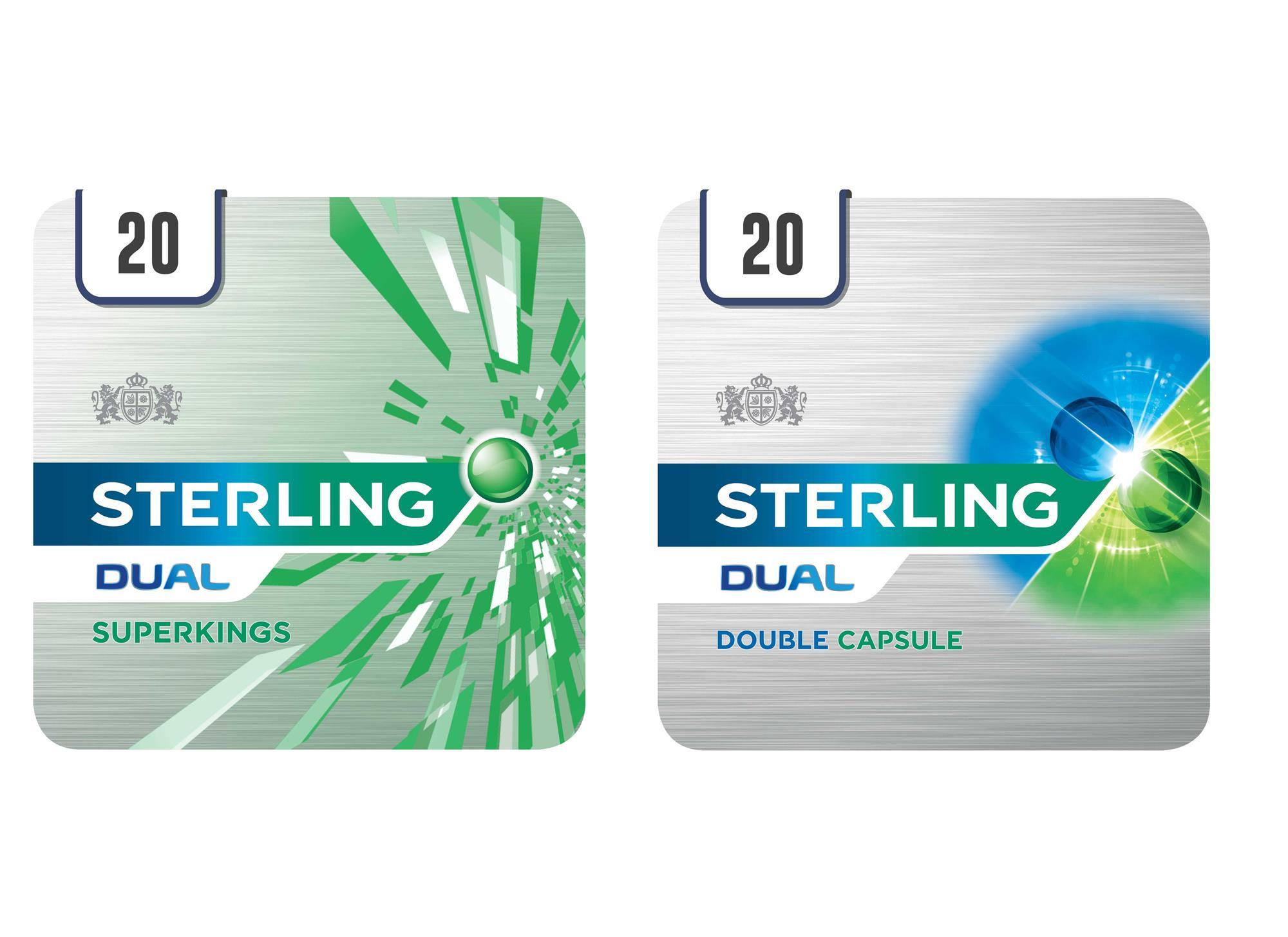 Sterling Dual Capsules Range Extended Product News Convenience Store
