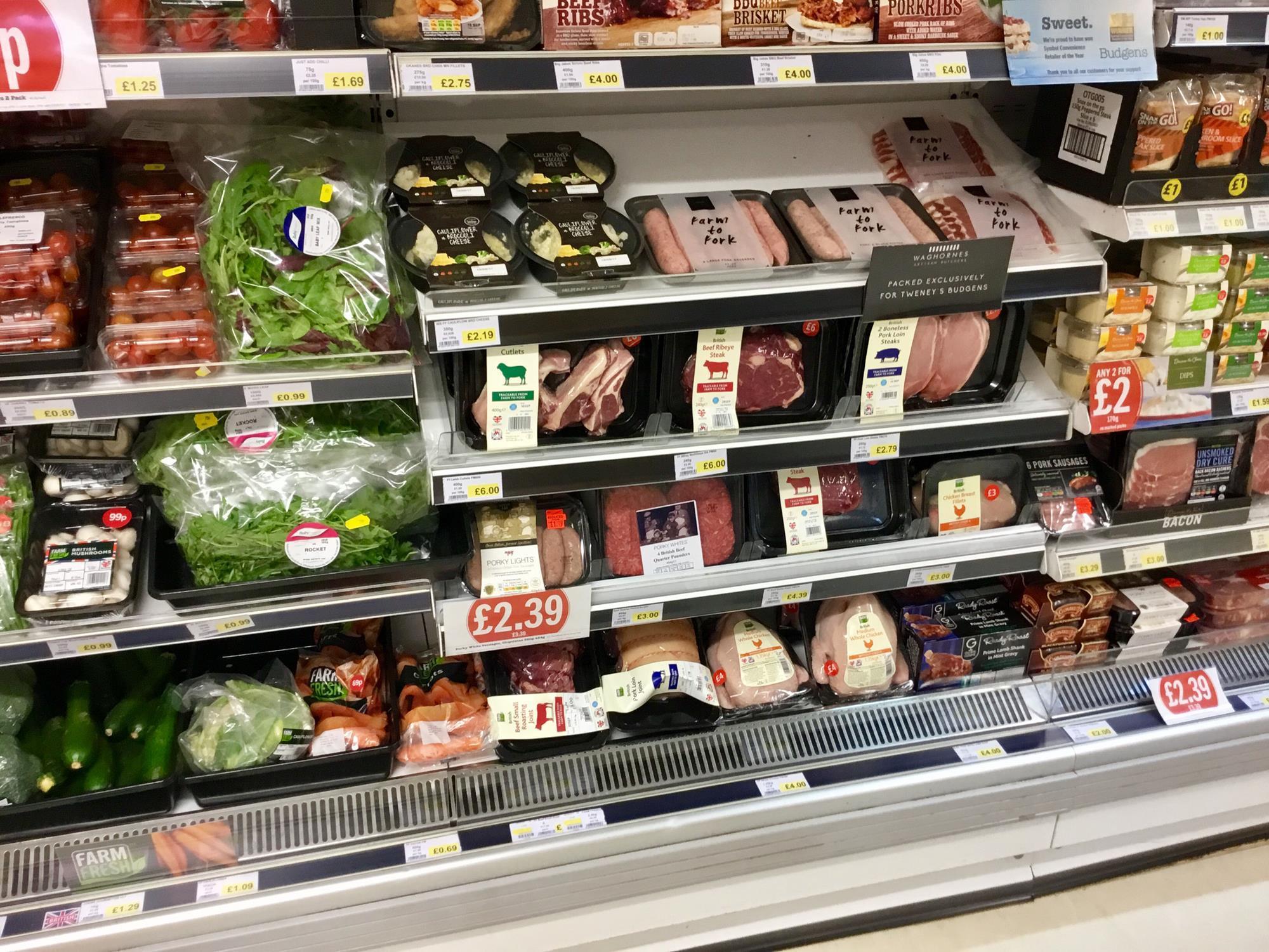 Prestbury Village Stores, Cheltenham   Features   Convenience Store