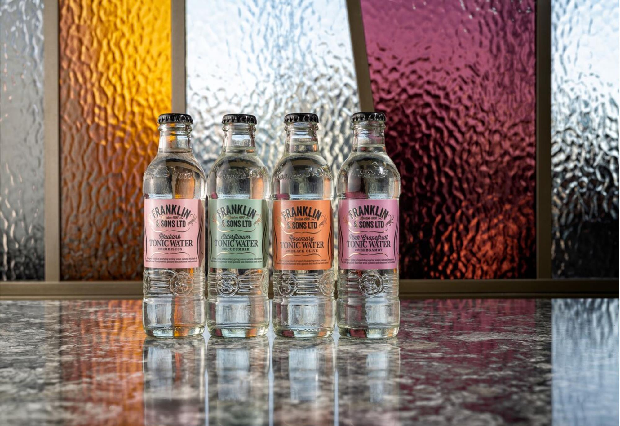 Franklin & Sons unveils dual flavoured tonic waters