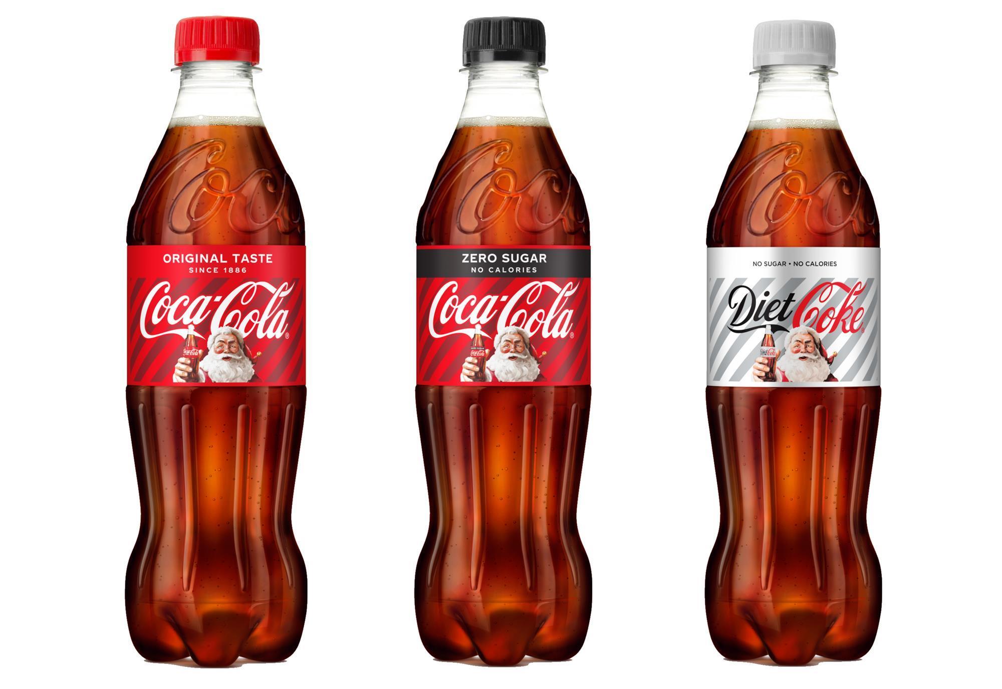 Coca Cola Christmas.Coca Cola Unwraps Plans For Christmas 2018 Product News