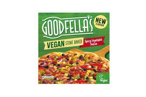 Goodfellas Extends Vegan Pizza Range Product News